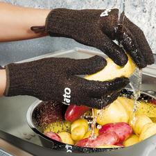 Aardappelhandschoenen - De geniaalste uitvinding sinds het bestaan van aardappels.