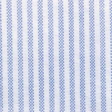 lichtblauw/wit gestreept