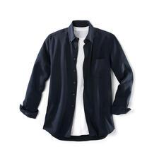 Overhemd van Tencel®-denim - Dit 'jeans'-overhemd zult u waarderen op warme en op koude dagen.