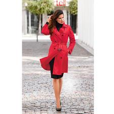 Knirps® regen-trenchcoat, dames - Waterafstotend en ademend. Klein opvouwbaar en heerlijk licht. Wasbaar en sneldrogend.
