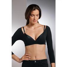 Barbara Schwarzer ondershirt - De perfecte partner voor mouwloze jurken en topjes. Houdt warm en bedekt, zonder te verhullen.