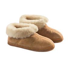 Shepherd lamsvel-pantoffels, dames of heren - Een warme bedding voor uw voeten.