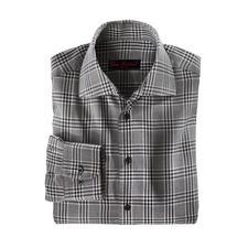 Kasjmier-flanel-overhemd - Aangenaam warm. Heerlijk zacht. Verbazingwekkend voordelig.