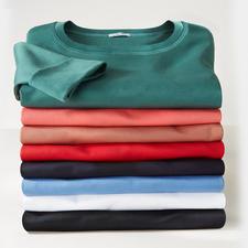 Wolff-shirt - Van het allerfijnste, gemerceriseerde katoen.