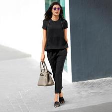 SLY010 24-uursshirt of -uursbroek - De elegante combinatie die u zowel overdag als 's avonds kunt dragen. Van SLY010, Berlin.