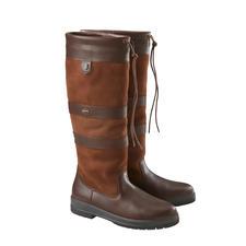Dubarry waterdichte leren laarzen - Het stijlvolle alternatief voor rubberlaarzen. De waterdichte Galway-boot van echt leer. Van Dubarry of Ireland.