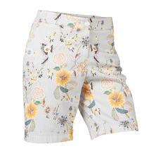Chique bermuda - Elegant genoeg als alternatief voor een rok. Gemerceriseerd katoen. Perfecte lengte. Aantrekkelijke prijs.