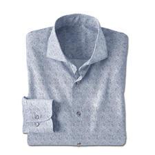Dorani paisley-overhemd - Als dessin voor stropdassen een klassieker. Als overhemd topactueel: paisleydessin. Van Dorani.