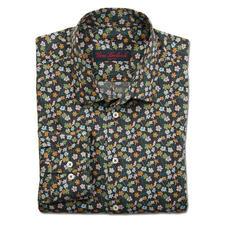Liberty™ Tana-Lawn-overhemd - Gebloemd gentleman-overhemd: bij alle andere merken een trend, bij Liberty™ al meer dan 140 jaar een traditie.