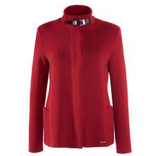 Saint James Belle ile vest - Elegant als een couture-jasje. Veelzijdig als een jeansjack. En net zo comfortabel als een vest.