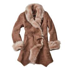 Wunderfell jas van merino-lamsvacht - Exclusief design. Hoogwaardige lamsvacht van Europese origine, maar wel betaalbaar. van Wunderfell, München.