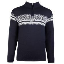 Dale of Norway schipperstrui voor heren - Niet zomaar een Noorse trui, maar de originele schipperstrui van de nationale Noorse ploeg.