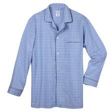 Brooks Brothers Supima-pyjama - Voelt zachter aan en ziet er langer goed uit: verzorgde pyjama van uniek Supima®-katoen.