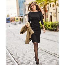 SLY010 little black dress - Modieus designerstuk, flatteus model en altijd mooie klassieker. De LBD van het Berlijnse merk SLY010.