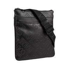 Versace Jeans Couture logo bag - Modieuze logoprint. Praktisch cross body-formaat met plek voor al uw belangrijke spulletjes.