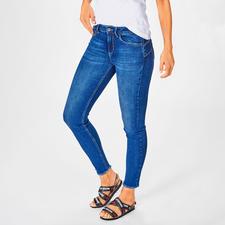 Liu Jo bottom up-jeans 'Better Denim' - Het beproefde Liu-Jo-lifteffect – voor het eerst gemaakt van ecologisch duurzaam denim.