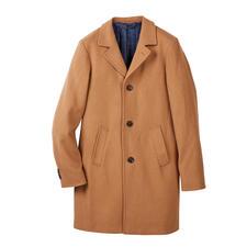 Mantel van kameelhaar - Stijlvol als een chic colbert. Winterbestendig als een outdoor-parka.