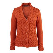 Irelands Eye vest met kabelmotief - Het originele Ierse vest met kabelmotief raakt nooit uit de mode, maar is toch heel exclusief.