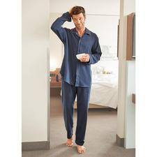 NOVILA flanellen pyjama voor heren - De pyjama waarmee u de dag stijlvol begint.