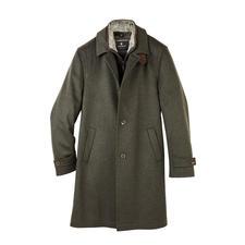 Steinbock® loden jas - Subtiel gemoderniseerd: originele loden jas van Steinbock®/Oostenrijk. Een iconische klassieker sinds 1940.