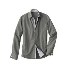 Zip-Off Coolmax-overhemd - Businessoverhemd 2.0: het draagcomfort van puur katoen, het klimaatcomfort van Coolmax®.