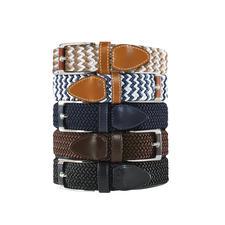 Belts Elastische riem, dames - Heerlijk handige en comfortabele ceintuur: glijdend instelbaar en elastisch.
