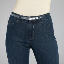 Onzichtbare riem 'isABelt®' - Deze riem is niet te zien onder strakke shirtjes. Zit stevig en comfortabel en zorgt voor een fraai figuur.