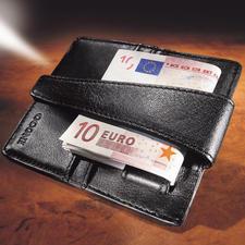 Deep Pocket Wallet - Stop uw geld weg als een Amerikaan – onderin uw broekzak.