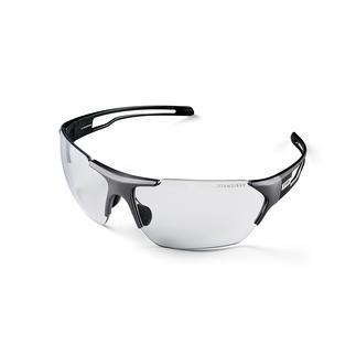 uvex Variomatic zonnebril 1 zonnebril voor ieder licht. Voor biken, skiën, skaten, autorijden. Kraswerend & antifog.