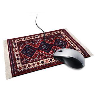Mousepad 'Sigmund Freud's tapijt' Het beroemde vloerkleed van Sigmund Freud: de meest bijzondere werkplek voor uw computermuis.