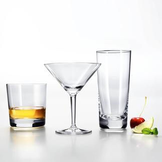 Barserie Charles Schumann Klassieke vormen van superfijn Tritan®-kristalglas. Voor superieur drinkgenot.