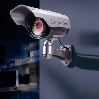 """Camera-imitatie met IR-led krans Laat huis en tuin door """"camera's"""" bewaken. Nu nog effectiever."""