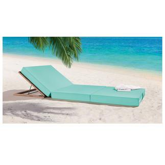 Jan Kurtz ligmat 'M80' of Rugleuning robiniahout Stijlvol relaxen – zoals op de 'matelas' van de clubs aan de stranden van Pampelonne.