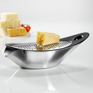 blomus® design-kaasrasp Ontdek de betere manier om kaas te raspen: zonder geklieder en klaar om direct te serveren.