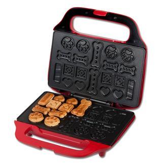 Hondenkoekjesmaker Heerlijke koekjes voor veeleisende viervoeters. Ontspannend bakplezier voor u.