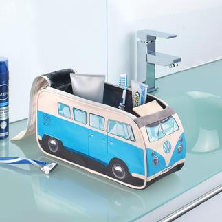 Toilettas Volkswagenbus Van cult-busje tot toilettas. Nog steeds tijdens elke reis van de partij