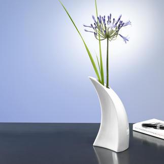 Gietvaas Sculpturale vaas? Of een bijzondere gieter? Allebei!