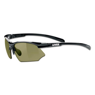 Golfbril uvex sportstyle 615 IR Maakt dalingen en oneffenheden zichtbaar. Ook een perfecte allround vrijetijdsbril.
