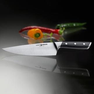 Böker messenserie 'Forge' Blijvend scherp, stevig en robuust – perfect voor de dagelijkse klussen in de keuken.