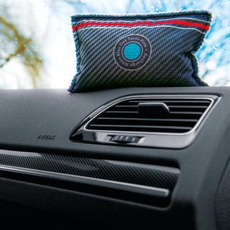 Auto-ontvochtiger XXL met indicator, set van 2 De herbruikbare ontvochtiger met gepatenteerde indicator.