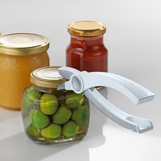 Potopener Vanaf nu kunt u elke glazen pot heel gemakkelijk openen!