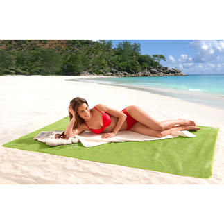 Zandvrije strandmat Irritant zand op uw strandmat is verleden tijd. Irritant zand op uw strandmat is verleden tijd.