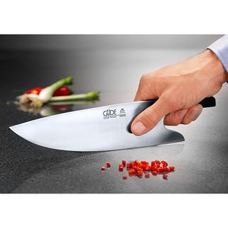 Güde koksmes 'THE KNIFE' Snijden als een chef-kok – optimale ergonomie, optimale veiligheid.