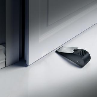 Alarmdeurwig Doodeenvoudige maar doeltreffende bescherming tegen inbrekers. Ook voor uw hotelkamer, vakantieverblijf etc.
