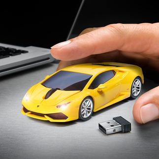 Wireless Car Mouse Zo is computerwerk veel leuker. Voorzien van licentie.