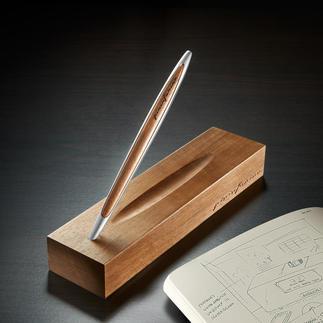 Pininfarina Ethergraf®-pen Het 'potlood' dat nooit geslepen hoeft te worden en altijd blijft schrijven.