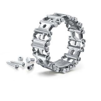 Leatherman® tool-armband Tread™ Geniale tool-armband van speciaal gehard edelstaal. Nagenoeg onverwoestbaar.