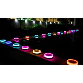Playbulb tuinlamp Een ufo-lichtshow in uw tuin. Eenvoudig aan te sturen via bluetooth. Met solartechniek.