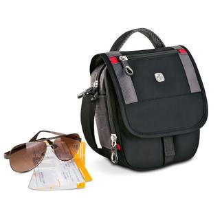 Wenger mini boarding bag Clever en stijlvol reizen: alle belangrijke zaken altijd bij de hand.