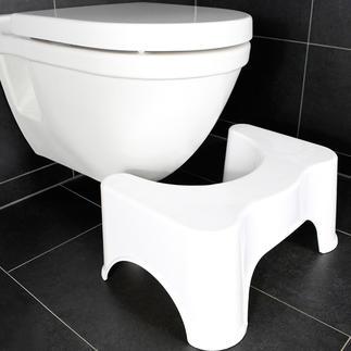 Toiletkruk Met Hoca hebt u op de wc de optimale, natuurlijke houding. Pijnlijk persen is overbodig.